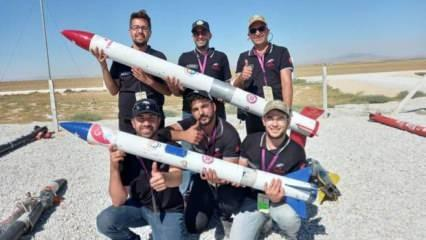 TEKNOFEST Roket Yarışması'na başvurular sürüyor