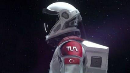 Türk astronotun sahip olması gereken özellikler