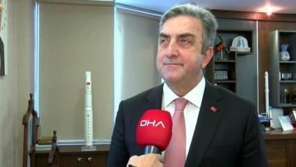 Türkiye Uzay Ajansı Başkanı açıkladı: Özbek arkadaşım önerdi... Son kararı Erdoğan verecek