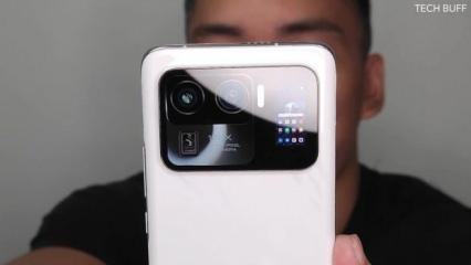 Xiaomi Mi 11 Ultra bir Youtuber tarafından sızdırıldı! Kamera tasarımı dikkatleri çekti