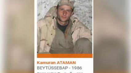 13 vatandaşımızı şehit eden PKK'lı alçak