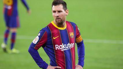 Messi, Barcelona'dan resmen ayrıldı!