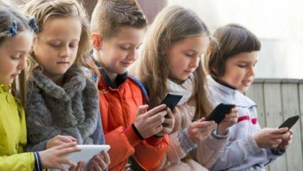 Cep telefonu kullanımının çocuklarda kanser oluşumuna neden olduğu kesinleşti!