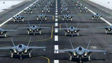Çin'den ABD'ye F-35 ambargosu, İsrail'den de ikinci filo alımı