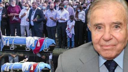 'El Turco' lakaplı Hristiyan lider, Müslüman mezarlığına defnedildi