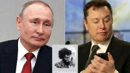 Elon Musk'ın Clubhouse davetine Kremlin'den cevap geldi
