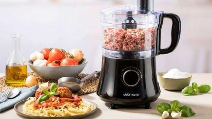 En iyi mutfak robotları 2021