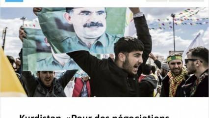 Gara şehitlerine gözünü kapatan Fransa PKK'ya özgürlük istedi