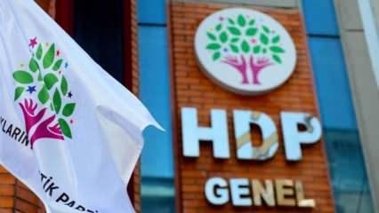 HDP seçmeninin yüzde 7'si 'HDP kapatılsın' diyor