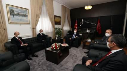 Hulusi Akar ve Süleyman Soylu, Akşener'i  ziyaret ediyor