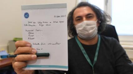 İlk koronavirüs vakasının ardından görüştüğü kişileri not alıyor; listede 8 bin kişi oldu!