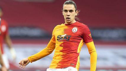 Galatasaray duyurdu! Taylan ameliyat oldu