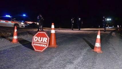 Kütahya'da bir köy Kovid-19 nedeniyle karantinaya alındı