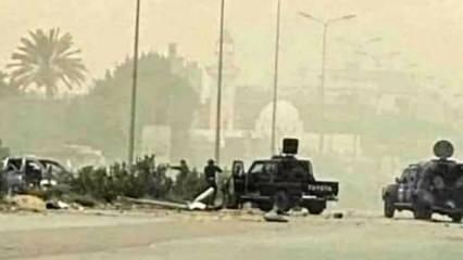 Libya'da suikast girişimi! Fethi Başağa hedef alındı