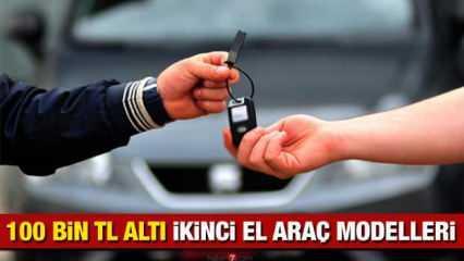 100 bin TL altı satın alabileceğiniz araç modelleri! Dacia Ford Renault Peugeot Opel