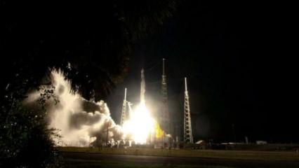 SpaceX, Starlink fırlatışını hava koşulları nedeniyle erteledi