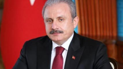 TBMM Başkanı Şentop'tan Doğan Cüceloğlu'nun eşine taziye telefonu