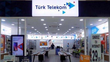 Türk Telekom Online İşlemler'e ilgi yüzde 32 arttı