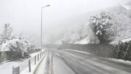 Turkcell'den yoğun kar yağışına 1.300 kişilik ekip