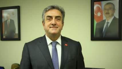 Türkiye Uzay Ajansı Başkanı Yıldırım: Uzayda izi olmayanın dünyada sözü olmaz