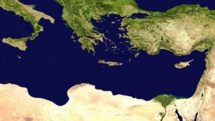 Türkiye'den destek istediler: Doğu Akdeniz'de biz de söz sahibi olabiliriz