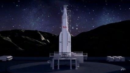 Türkiye'nin uzay yolculuğuna ODTÜ Uzay Teknokenti'nde şekil verilecek
