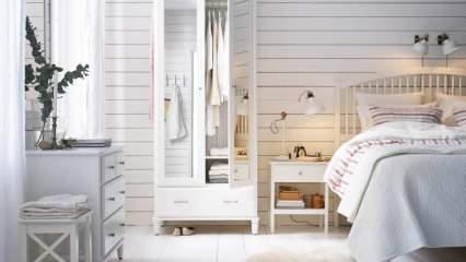 Yatak odası ne renk olmalı? Yatak odaları için en rahatlatıcı duvar renkleri