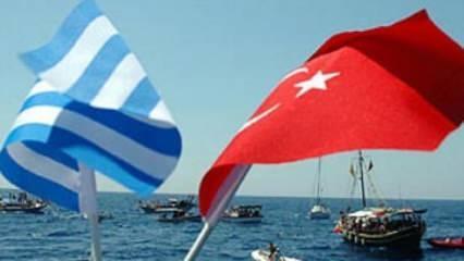 Yunanistan'dan Ege'de gerilimi artırma adımları