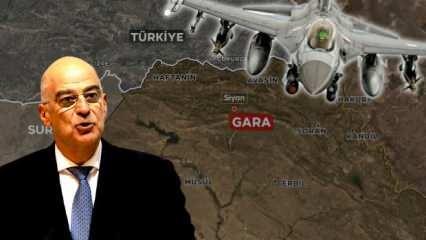 Yunanistan'dan Türkiye'nin Gara operasyonuna kınama