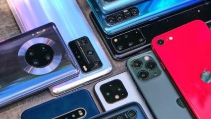 2020'nin en popüler akıllı telefon modelleri belli oldu