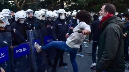 28 Şubat'ın yasakçı rektörleri Boğaziçi eylemlerine arka çıktı! Özgürlük diyene bak!