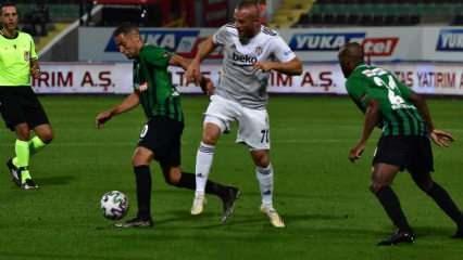 Beşiktaş - Yukatel Denizlispor! Muhtemel 11'ler