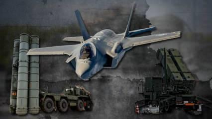 ABD'den F-35 ve S-400 açıklaması! Türkiye'ye anlamsız Patriot suçlaması