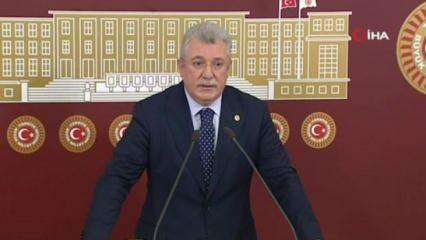 AK Partili Akbaşoğlu'ndan Özlem Zengin'e alçakça saldırıya sert tepki