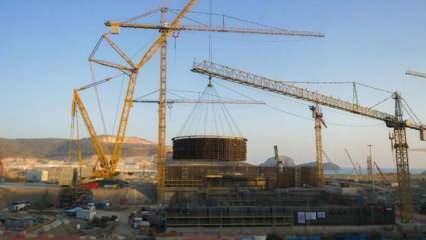 Akkuyu NGS'den yeni haber: Proje hızlandı