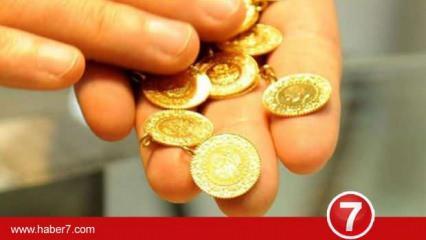 Altın fiyatları kaç TL oldu? 27 Şubat Çeyrek altın Gram altın Bilezik alış satış fiyatı