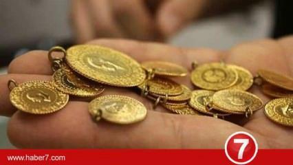 Altın fiyatları hızla yükseliyor! 26 Şubat Gram altın Çeyrek altın Bilezik alış satış fiyatı