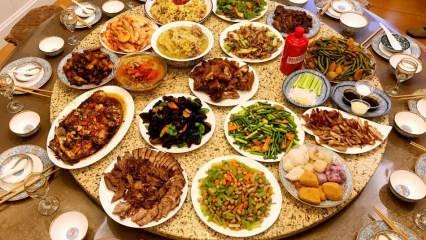 Ana yemeğin yanında ne yapılır? Ana yemeğin yanına yapılacak lezzetler