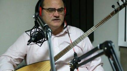 Bağlama ustası Çetin Akdeniz Radyo Esenler'de!