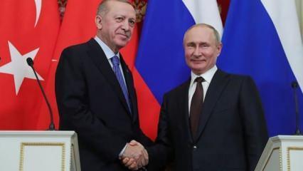 Bakan duyurdu: Temelini Erdoğan ve Putin atacak