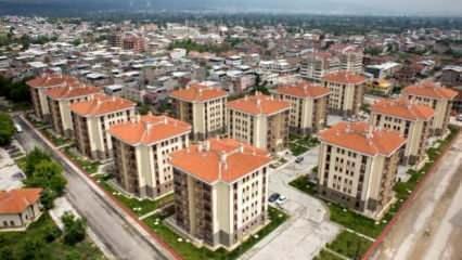 Belediyelerin yapı ruhsatı verdiği bina sayısı 2020'de arttı