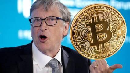 Bill Gates'ten Bitcoin uyarısı