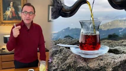 Çay koronavirüsü engeller mi? Osman Müftüoğlu yanıtladı