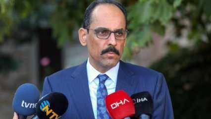 Cumhurbaşkanlığı'ndan Ermenistan açıklaması