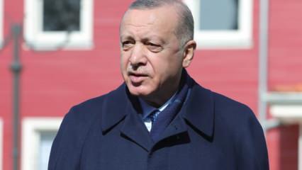 Erdoğan'dan Ermenistan'daki darbe girişimi için yorum