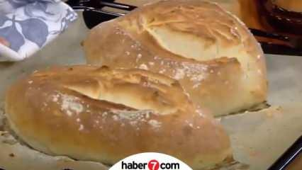 Evde ekmek nasıl yapılır? Kuru maya ile evde ekmek yapmanın püf noktaları