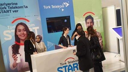 Gençler Türk Telekom'la 'START' alacak