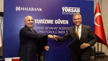 Halkbank duyurdu: 100 bin lira finansman desteği