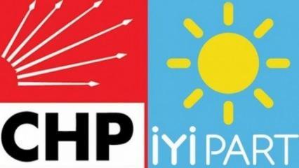 CHP ve İyi Parti arasında derin çatlak!