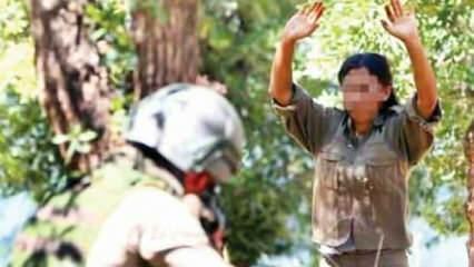 Teslim olan terörist itiraf etti: Her operasyonu haber verdiler
